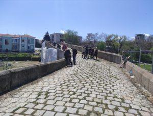 Bulgaristan'daki Osmanlı mirası Kambur Köprü restore ediliyor