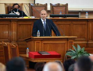 Bulgaristan'ın yeni parlamentosu ilk genel oturumunu yaptı