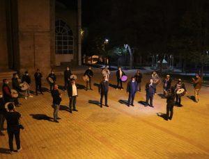 """Burdur'da ramazan davulcuları bir araya gelip yetkililerden, """"bahşiş"""" toplamak için izin istedi"""