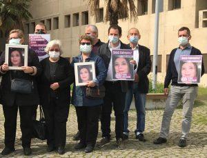 Bursa'da boşanma aşamasındaki eşini bıçakla öldüren sanık yargılanıyor