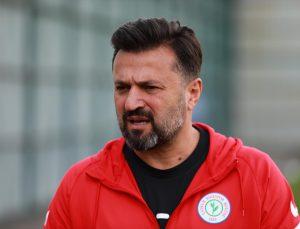 """Çaykur Rizespor Teknik Direktörü Bülent Uygun: """"Puanlara ihtiyacımız var"""""""