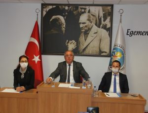 Datça Belediyesi nisan ayı meclis toplantısı yapıldı