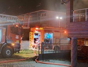 Denizli'de evinde yangın çıkan kişi ormanlık alanda tabancayla vurulmuş bulundu