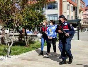 Denizli'de evlilik vaadiyle 2 kişiyi dolandırdığı iddia edilen 4 şüpheli tutuklandı