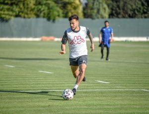 Denizlispor'da Kayserispor maçı hazırlıkları başladı