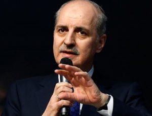 Kurtulmuş'tan İtalya Başbakanı Draghi'nin Cumhurbaşkanı Erdoğan ile ilgili sözlerine tepki: