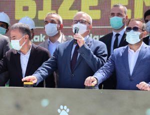 Diyarbakır'da sokak hayvanları için bakım ve rehabilitasyon merkezinin temeli atıldı