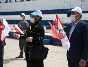 Doğu Anadolu'daki 4 ilde 1 Mayıs Emek ve Dayanışma Günü dolayısıyla basın açıklaması yapıldı