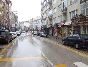 Doğu Marmara ve Batı Karadeniz'de sokağa çıkma kısıtlamasına uyuluyor