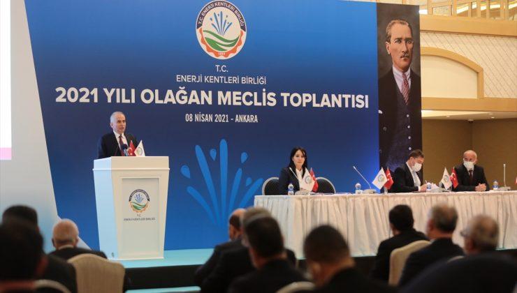 Enerji Kentleri Birliği Başkanlığına Denizli Büyükşehir Belediyesi Başkanı Zolan, yeniden seçildi