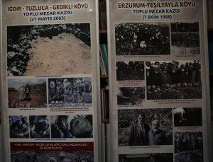 """Erzurum'da ABD Başkanı Biden'ın 1915 olaylarını """"soykırım"""" olarak nitelemesine tepki"""