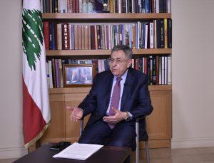 RÖPORTAJ – Eski Lübnan Başbakanı Sinyora ülkedeki ekonomik ve siyasi krizle ilgili AA'ya konuştu: