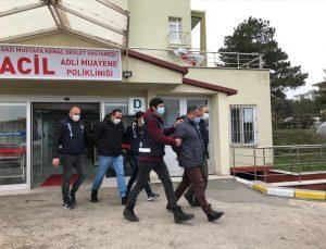 FETÖ'nün Deniz Kuvvetleri Komutanlığı yapılanmasına ilişkin soruşturmada 28 zanlı gözaltına alındı