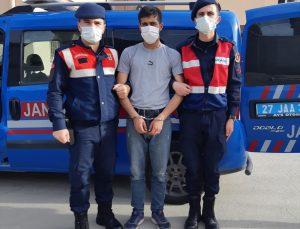 Gaziantep'te bağ evinden hırsızlık yaparken suçüstü yakalanan 3 zanlı tutuklandı