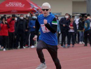 Görme Engelliler Atletizm Türkiye Şampiyonası Gaziantep'te başladı