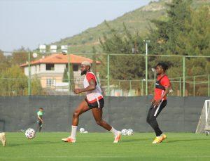 Hatayspor, Antalyaspor maçının hazırlıklarına başladı