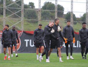 Hatayspor, Fatih Karagümrük maçı hazırlıklarını tamamladı
