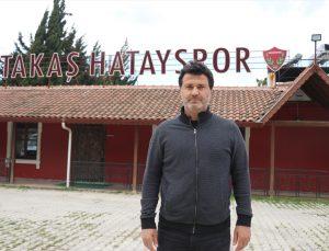 Hatayspor, Süper Lig'de daha üst sıraları hedefliyor