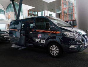 İGA, engelli yolculara taksi hizmeti başladığını duyurdu