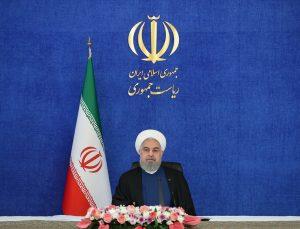 İran Cumhurbaşkanı Ruhani, Kovid-19 sağlık protokollerine uyma oranının düştüğünü açıkladı