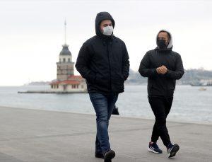 İstanbul'da hafta sonunda kısıtlama sessizliği sürüyor