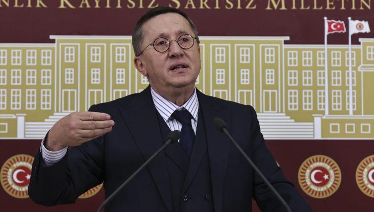 İYİ Parti Grup Başkanvekili Türkkan, gündemi değerlendirdi: