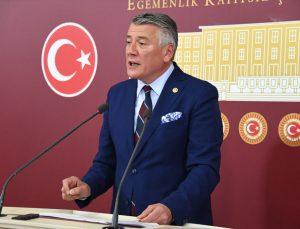 İYİ Partili Örs, İkizdere'de taş ocağı yapılmak istenmesine tepki gösterdi: