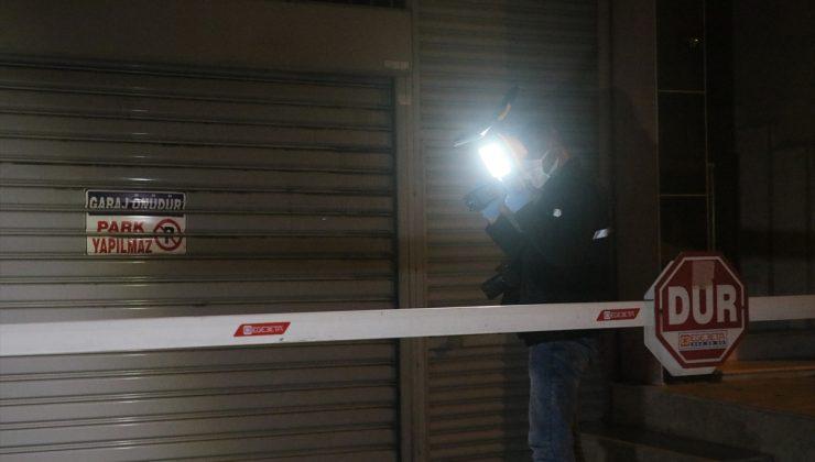 İzmir'de binanın birinci katından düşen kişi ağır yaralandı