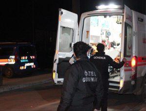 İzmir'de tartıştığı babası tarafından tüfekle vurulan kişi ağır yaralandı