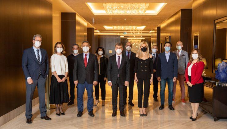 Jeotermal Enerji Derneği Başkanlığı'na Ali Kındap seçildi