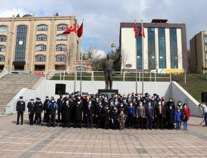 Karabük ve Bolu'da Türk Polis Teşkilatının 176. kuruluş yıl dönümü kutlandı