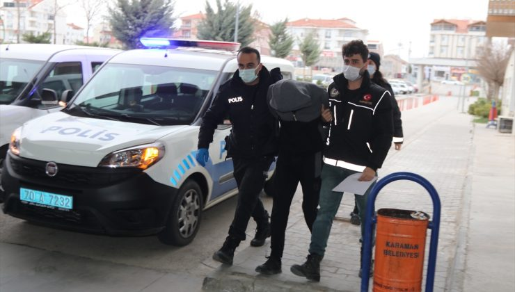 Karaman merkezli uyuşturucu operasyonunda 35 şüpheli gözaltına alındı