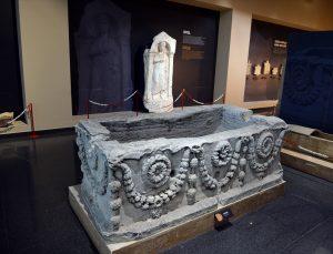 """""""Karun Hazineleri""""nin sergilendiği müze en sakin günlerini geçiriyor"""