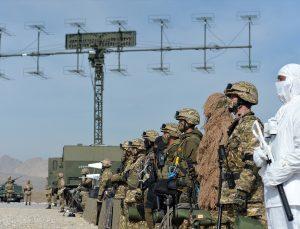 Kırgızistan Silahlı Kuvvetlerinin geniş çaplı askeri tatbikatı sona erdi