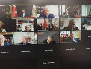 KKTC Cumhurbaşkanı Ersin Tatar'dan Kıbrıs'ta iki devletli çözüm vurgusu: