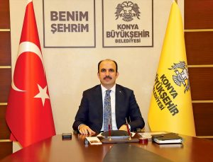 Konya Büyükşehir Belediye Başkanı Uğur İbrahim Altay, 50 milyon liralık sosyal destek paketini açıkladı:
