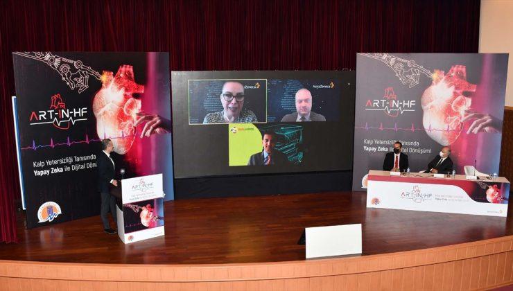 Mersin Üniversitesi kalp yetersizliğinin erken tanısında yapay zeka teknolojisi kullanacak