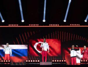 """Avrupa şampiyonu Ferhat Arıcan: """"Olimpiyatlarda da madalya alarak ülkeme tarihi bir ilki yaşatmak istiyorum"""""""