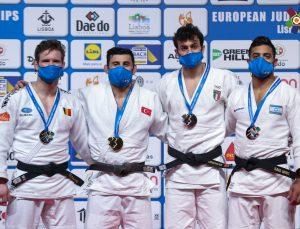 Milli judocu Vedat Albayrak, Avrupa şampiyonu oldu
