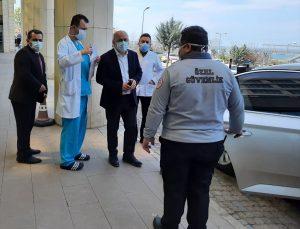 GÜNCELLEME – Ordu'da doktoru darbettiği ileri sürülen hasta yakını gözaltına alındı