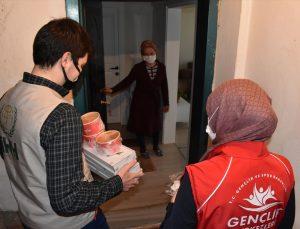 Ordulu gençler ramazanda Osmanlı geleneğini yaşatıyor