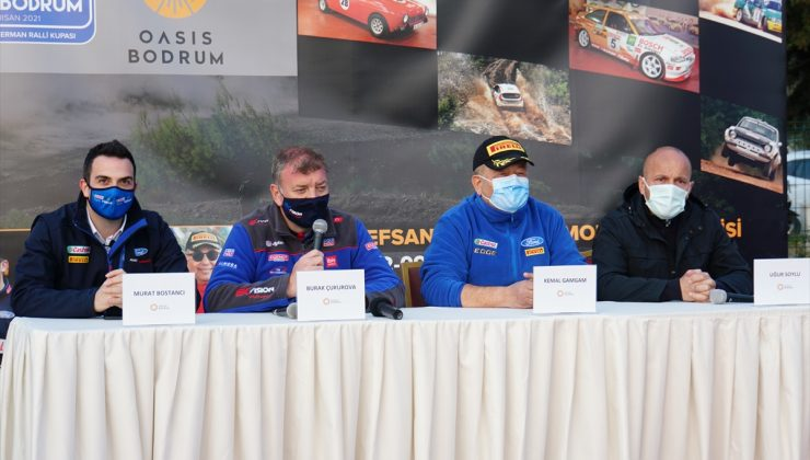 """Otomobil sporlarında """"Rally Bodrum"""" turnuvası yarın başlıyor"""