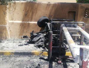 Pakistan'da bir otelin otoparkında meydana gelen patlamada ölenlerin sayısı 5'e yükseldi
