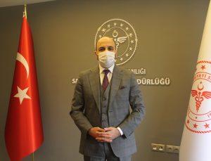 """Samsun Sağlık Müdürü Oruç'tan Kovid-19 aşısı yaptıranlara """"rehavet"""" uyarısı:"""