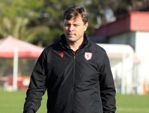 """Samsunspor Teknik Direktörü Sağlam: """"Üç karşılaşmayı da kazanırsak gülen taraf biz olacağız"""""""