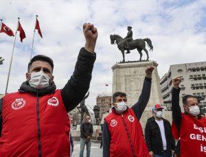Sendikalar ve meslek örgütleri, 1 Mayıs Emek ve Dayanışma Günü mitingi için Ankara Valiliğine başvurdu