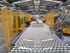 Şişecam, Yenişehir düzcam üretim tesisine yaklaşık 400 milyon lira yatırım yaptı