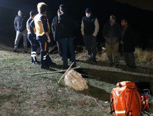 Sivas'ta odun kesmek için evinden ayrılan bir kişi arazide ölü bulundu