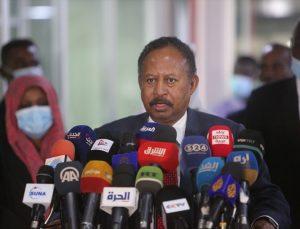 Sudan Başbakanı Abdullah Hamduk, ordunun komuta kademesiyle görüştü