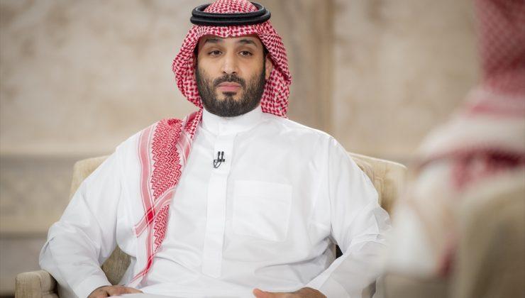 Suudi Arabistan Veliaht Prensi Bin Selman, İran ile iyi ilişkiler kurmak istediklerini söyledi